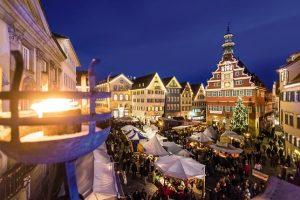 Ludwigsburg Weihnachtsmarkt.Weihnachtsmarkt Esslingen Ludwigsburg Stuttgart By Bike